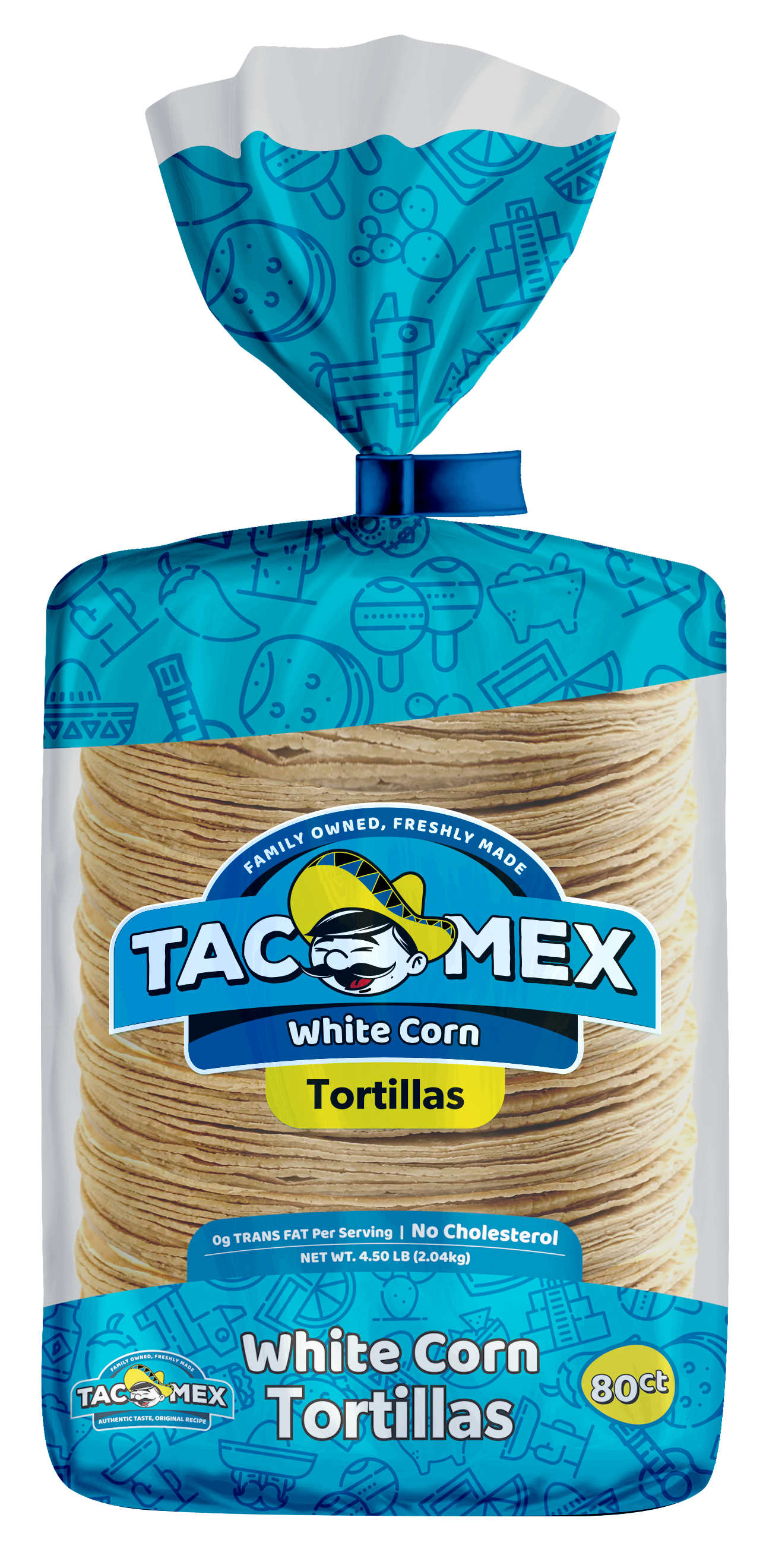 Tacomex Family Pack Corn Tortillas